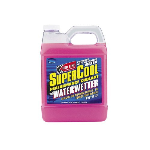 - Red line Super Cool with Water Wetter 1/2 US gallon