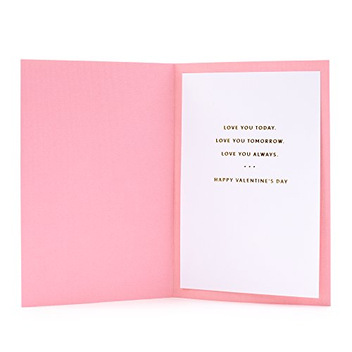 Hallmark Signature Valentine's Day Card (XOXO) Photo #5