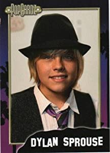 Amazon.com : Dylan Sprouse PopCardz Star Collector Card. Series One