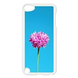 Flower iPod Touch 5 Case White Xljzc