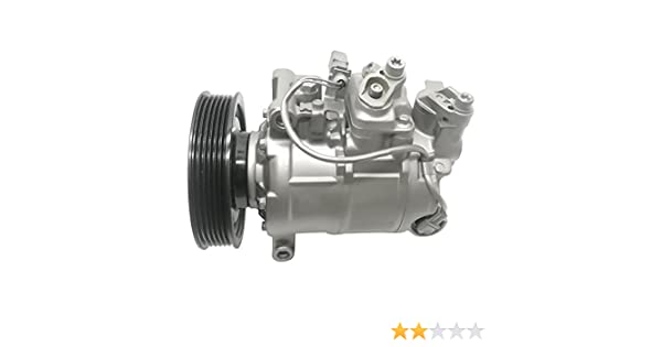 Amazon.com: RYC Remanufactured AC Compressor and A/C Clutch IG390: Automotive