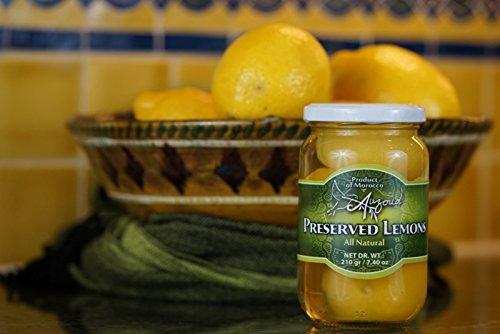 Auzoud Preserved Lemons