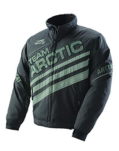 dd993bd256e Arctic Cat Jacket Team Arctic Black (Large)
