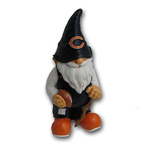 Chicago Bears 2008 Team Gnome (Chicago Cubs Garden Gnome)