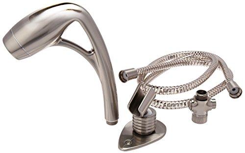 Oxygenics 26481 Brushed Nickel Shower product image