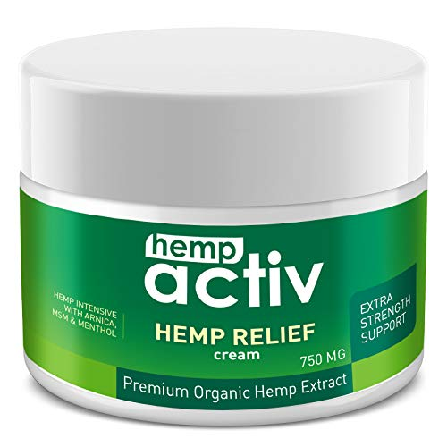 Top 7 recommendation cbd hemp cream for pain relief