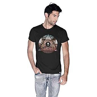 Creo Abu Dhabi T-Shirt For Men - Xl, Black