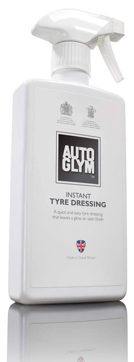 Autostyle AG 505009 Autoglym Instant Tyre Dressing, 500 ml ITD500US