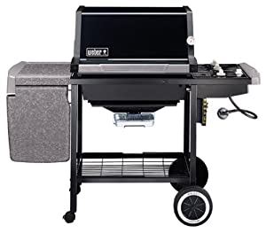 Weber Gas Grill Parts >> Amazon.com: Weber 2381001 Genesis Silver B Natural Gas Grill, Black: Patio, Lawn & Garden