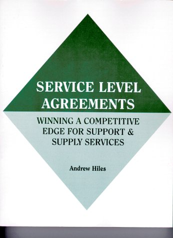 Service Level Agreements: