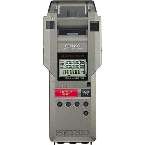 Ultrak Seiko 300 Lap Memory Stopwatch with Printer System