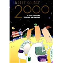 Write Source 2000: A Guide to Writing, Thinking and Learning