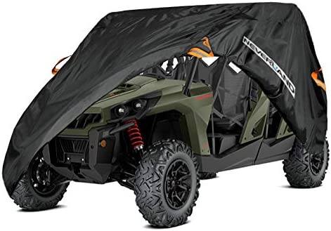 Utility Vehicle Cover Fit Polaris Ranger Crew XP 1000 High Lifter Northstar HVAC