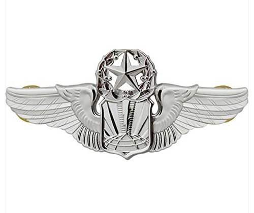 Vanguard AIR Force Badge UNMANNED Aircraft Systems Master Regulation Size Mirror