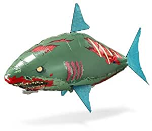 Remote Control Zombie Shark Air Swimmer