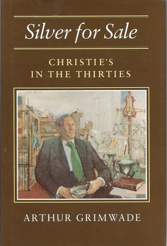 Silver for Sale: Christie's in the Thirties