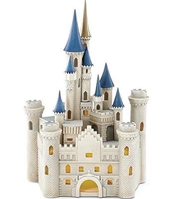 Lenox 878905 Cinderella's Castle Lit Figurine