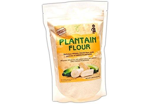 PLANTAIN FLOUR-1 LBS