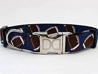 product image for Football Custom Dog Collar M/L