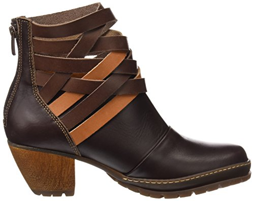 Art Marrón 1230 Mujer Brown Heritage Botines Oslo para RrxpwqTR8