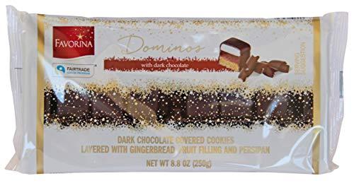 Favorina Dominos with Dark Chocolate (250g)