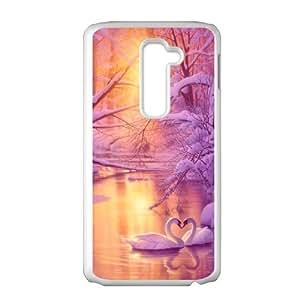 T-H-E-I9070354 Phone Back Case Customized Art Print Design Hard Shell Protection LG G2