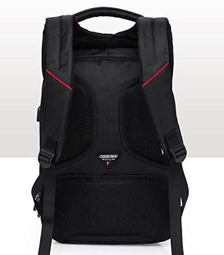 Otomoll Business Laptop Backpack Multifunctional Unisex 15.6 Backpacks For Teenager Male Leisure Outdoor Travel Backpack Bag FMw11