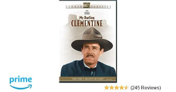 Amazon com: My Darling Clementine: Henry Fonda, Linda