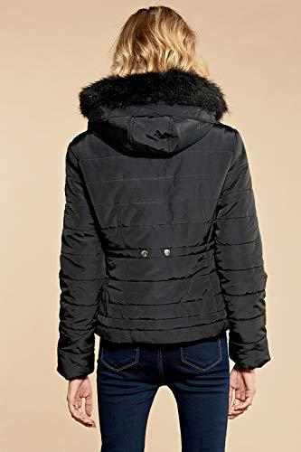 Noir XL Noir XL Doudoune Taille Christie Doudoune Doudoune Christie Taille qqtCF