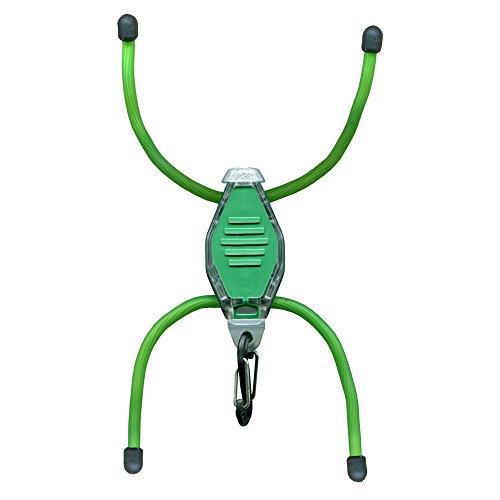 (Nite Ize BugLit - Green Body - White LED)