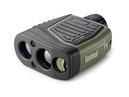 Bushnell 205110 Elite 1600 ARC 7 x 26mm Laser Rangefinder