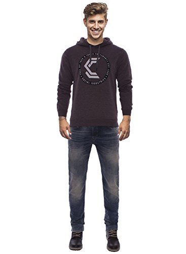 CORE by JACK & JONES Herren Hoodie grau M