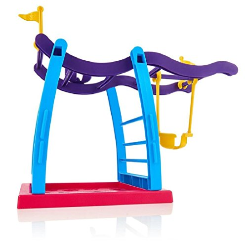 Playground Swing Stent For Fingerlings Baby Monkey,Gbell