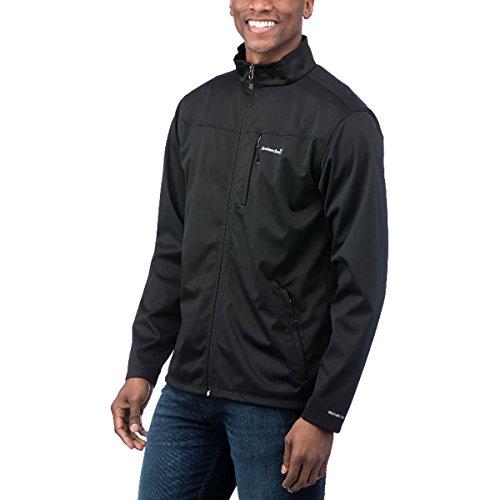 - Avalanche Spero Softshell Jacket - Men's Black, M