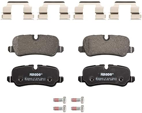 Genuine FERODO Brake Pads DB1380TA