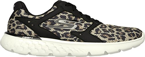 Skechers Go Run 400 Feline Sneaker Animalier