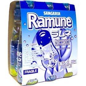 - Ramune Original Sangaria Japanese Soda - (6) Six Pack