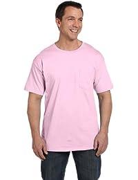 Pink T Shirt Men