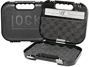 Glock Pistol Case Black With Logo