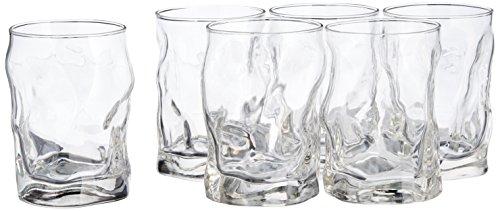Bormioli Rocco Sorgente 10.25 oz. Rocks Glass, Set of 6