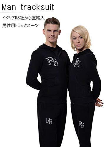 【予約中!】 (アールエスアトリエ) 「Man RS Atelier 「Man Track Suit(メンズトラックスーツ)」| レッスンウェア Track|ダンスメンズ Large|男|男性|トラックスーツ B07CKB6597 Large, すてき快適ハウス:f18844ac --- 4x4.lt