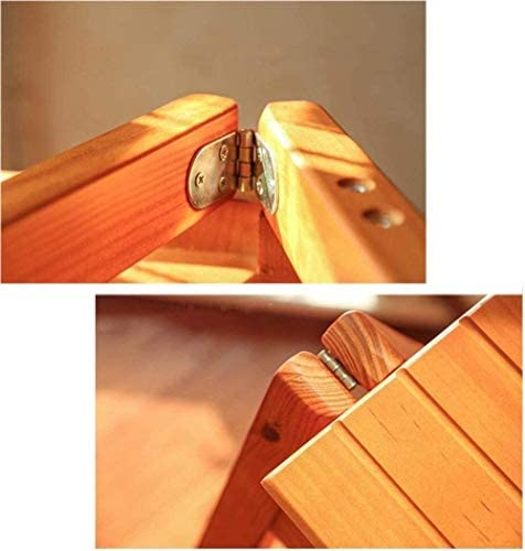 Escabeau Marchepied Pliant innovant Se replient étapes Bibliothèque échelle Tabouret Cuisine Bureau Chaise Ladder avec 2 étapes chaises Pliantes