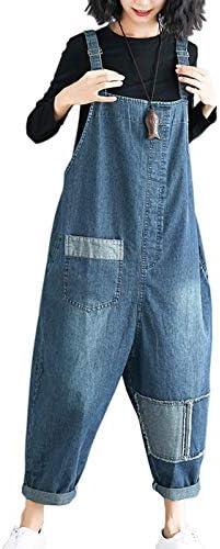 Womens jumpsuitOveralls JumpsuitBlack Women Zipper JumpsuitCotton JumsuitDrop Crotch Harem PantsLoose Jumpsuit by EUG JP0400TR