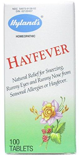Hayfever Tablets Hylands 100 Tabs