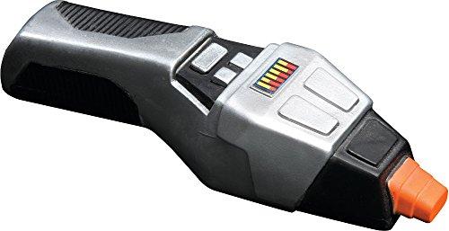 Star Trek The Next Generation Costume Phaser Sound Gun Silver