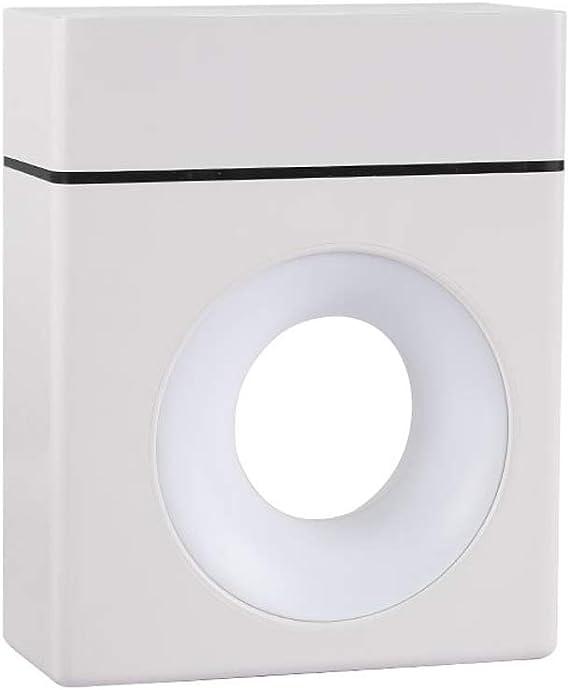 500mlアロマセラピー用エッセンシャルオイルディフューザー、静かなアロマ加湿器、常夜灯、ウォーターレスオートオフ
