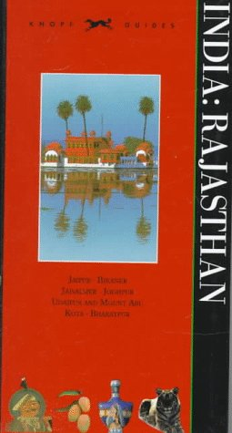 Knopf Guide: India, Rajasthan (Knopf Guides) (India Rajasthan)