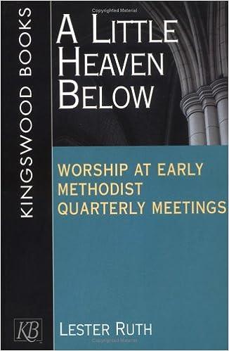 Download A Little Heaven Below PDF