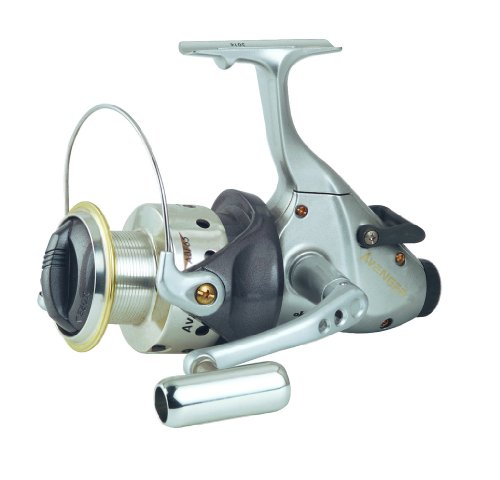 OKUMA ABF-65-CL Avenger Baitfeeder Spinning Reel in Clampack (Medium)