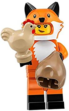 Genuine Minifigures Series 19 71025 Video Gamer Champ With Base